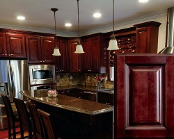 elite solid wood cabinets