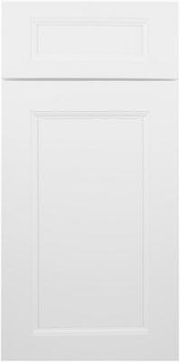 FlatPanelWhite cabinet door