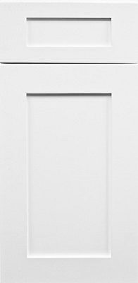 ArcticWhite cabinet door