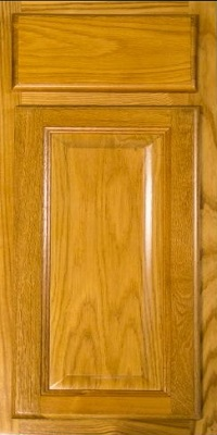 PREM OAK cabinet door