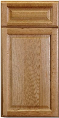 EnglishOak cabinet door