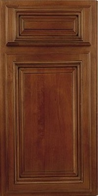 NEW YORK GLAZE cabinet door