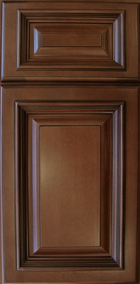 Coffee cabinet door