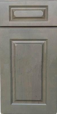 Alpine cabinet door