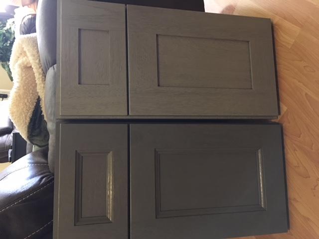 Midtown kitchen cabinet doors