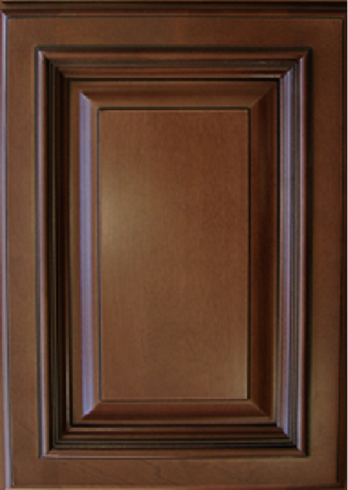 10x10 Kitchen Cabinets: Coffee Stained Birch Kitchen Cabinets 10x10 Layout Or