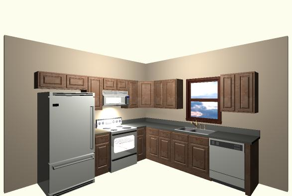 Kitchen Cabinet Cost Estimation Tool RTA Kitchen Cabinets - Kitchen cabinet cost calculator